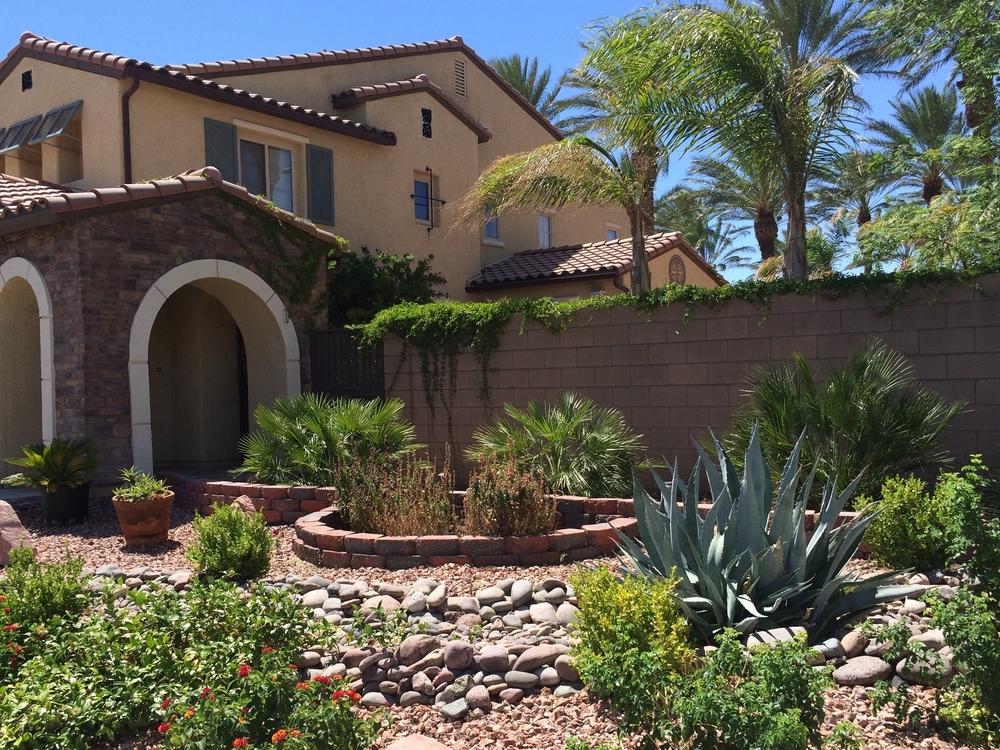Las Vegas Desert Landscaping Design Tips For Homeowners