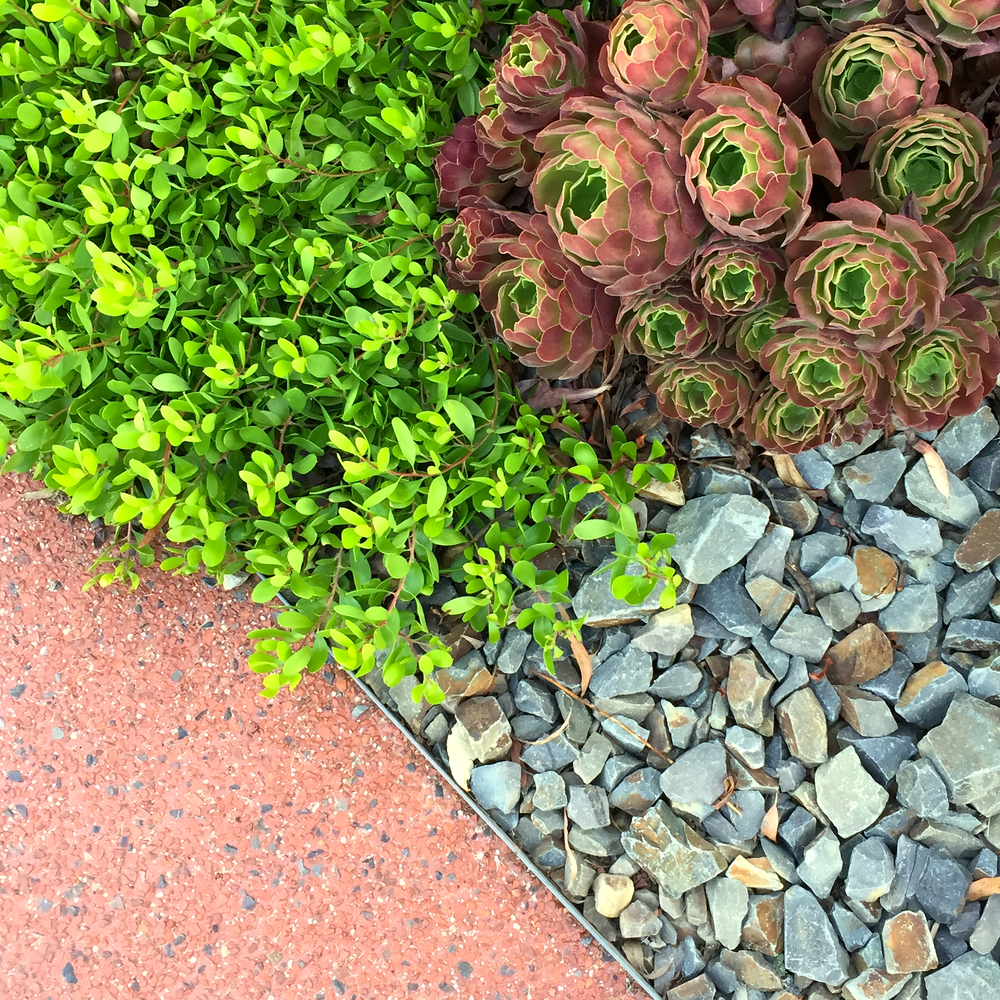 locally sourced landscaping rocks